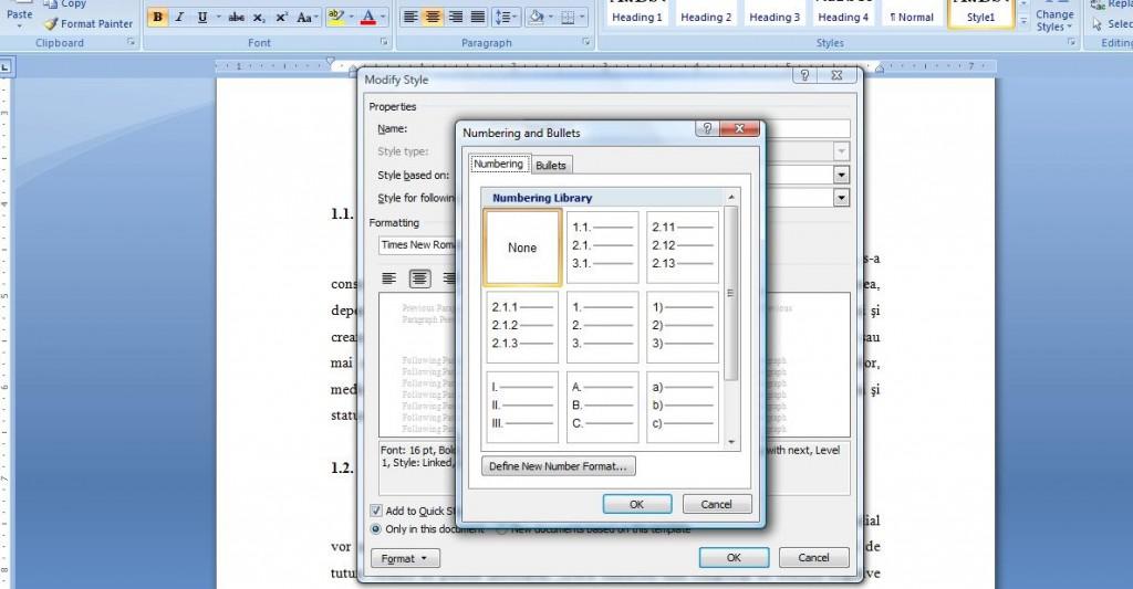 5 1024x533 Cum se genereaza automat cuprinsul in documentele Word