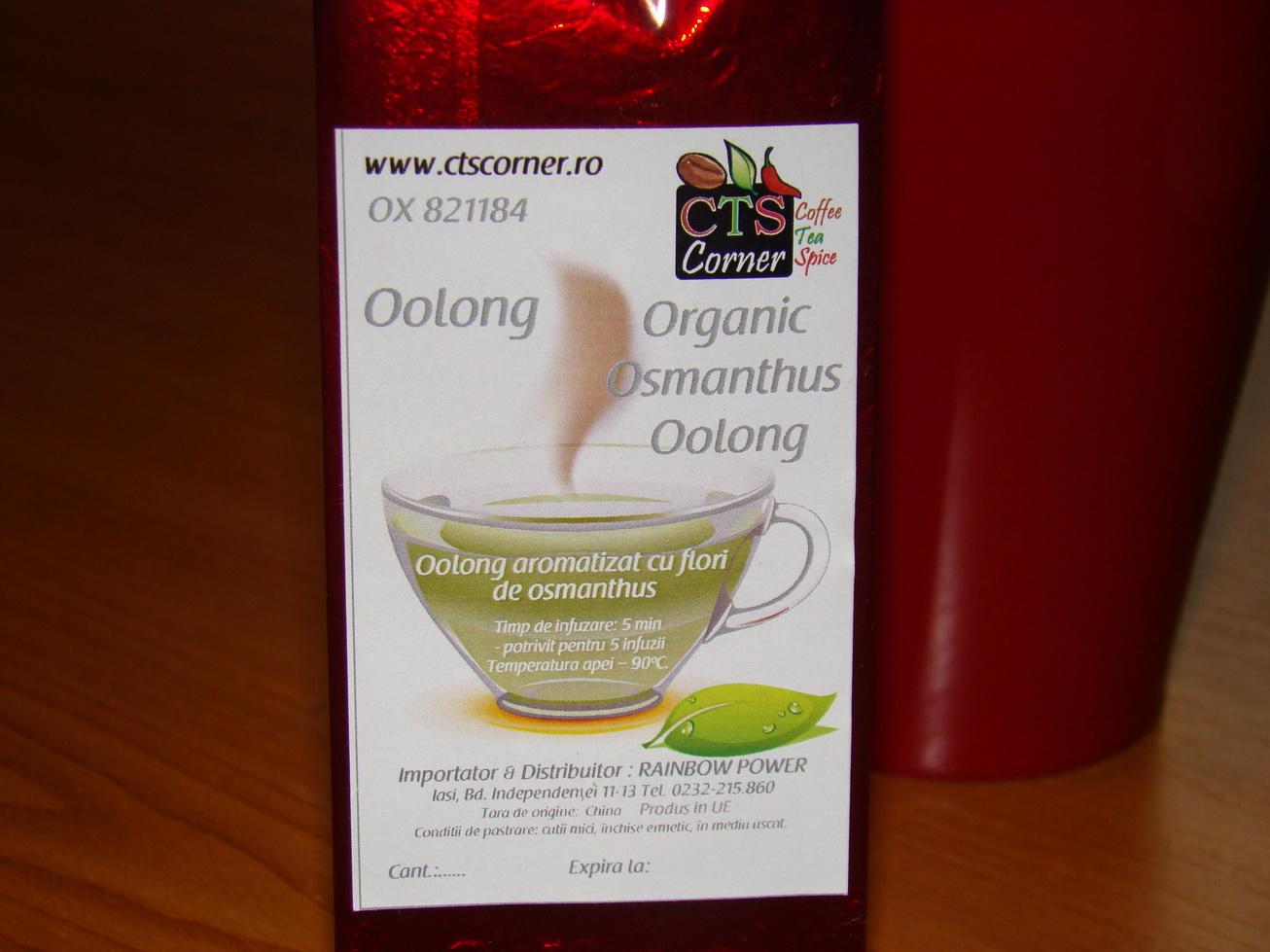 ceai oolong pentru slabit)