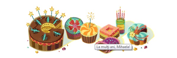 birthday google 26 & Fabulous!