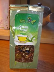 Amestec de ceai verde si alb
