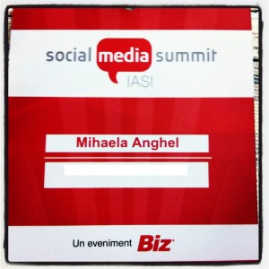 social media summit iasi 2013