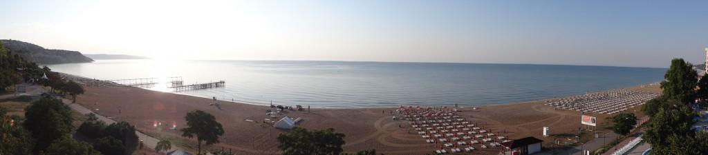 vedere din camera - arabella beach albena