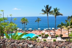 tenerife - jardin tropical