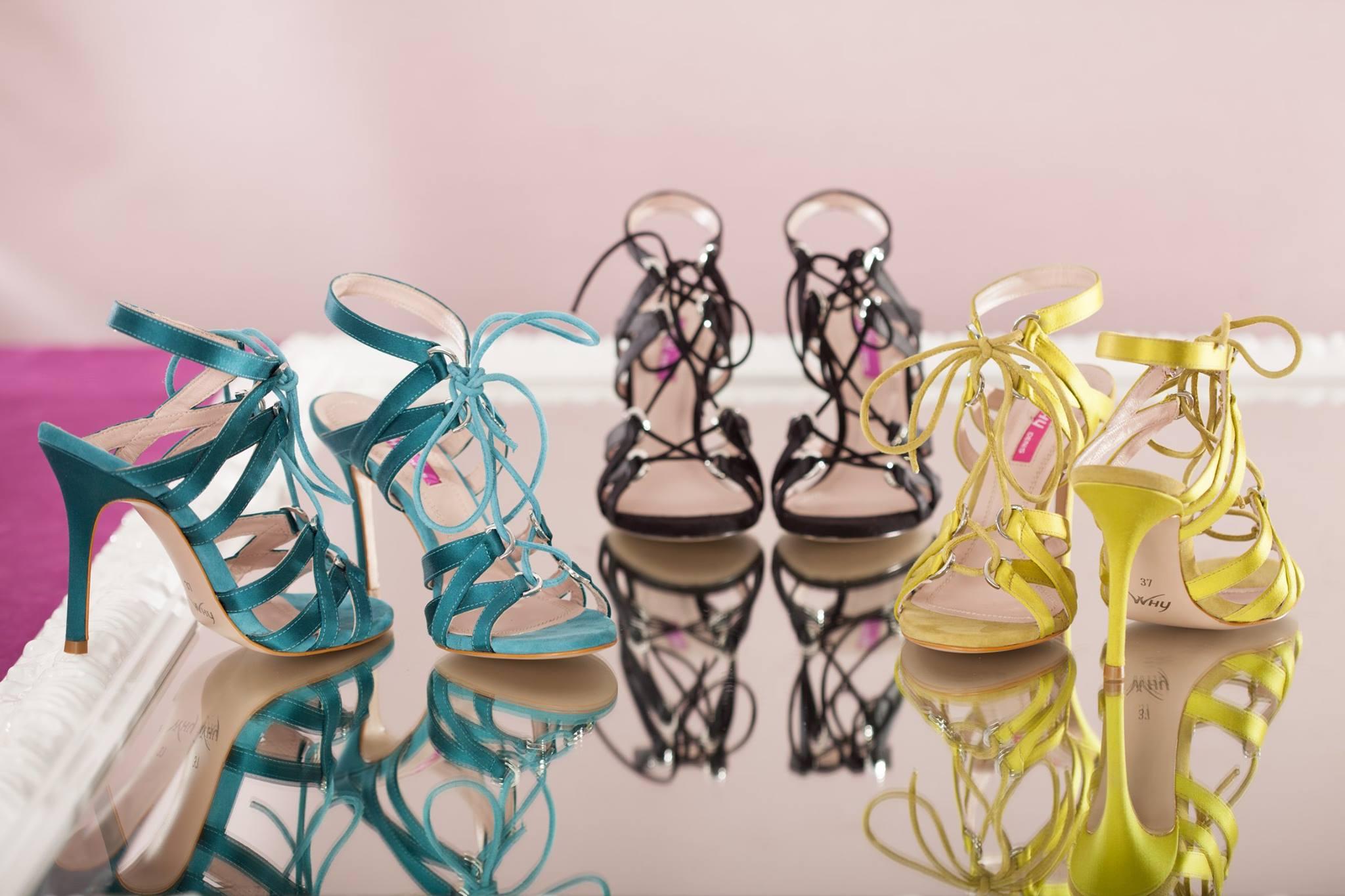 Sandale cu şireturi, acum la 50% reducere - Mihaela Anghel